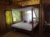 Deluxe Bungalow double bedroom